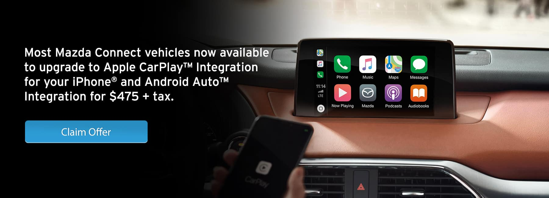 Android Auto / Apple CarPlay