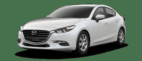 2018 Mazda3 4-Door Sedan Sport