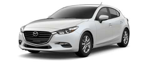 2018 Mazda3 5-Door Hatchback Sport