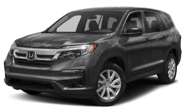 2019 Honda Pilot in Gray