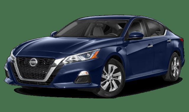 2019 Nissan Altima in Dark Blue