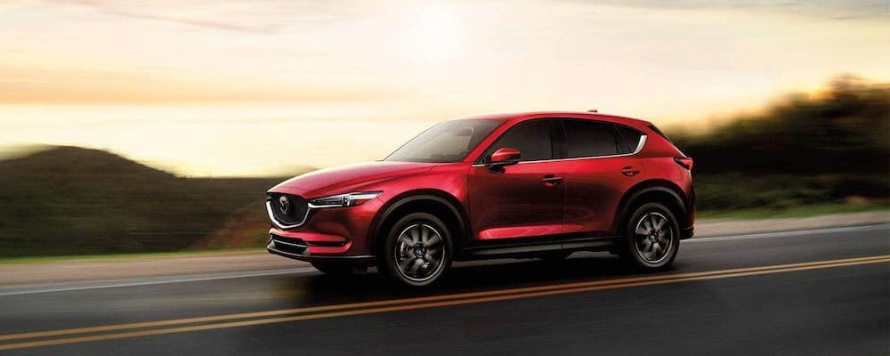 Mazda-CX-5-Red-Side-Angle