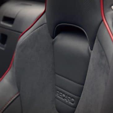 2019 Mazda MX-5 Miata drivers seat