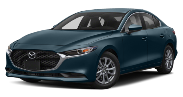 2019 Mazda3 Sedan FWD