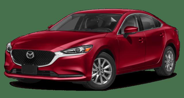 2019 Mazda6 Sport Auto