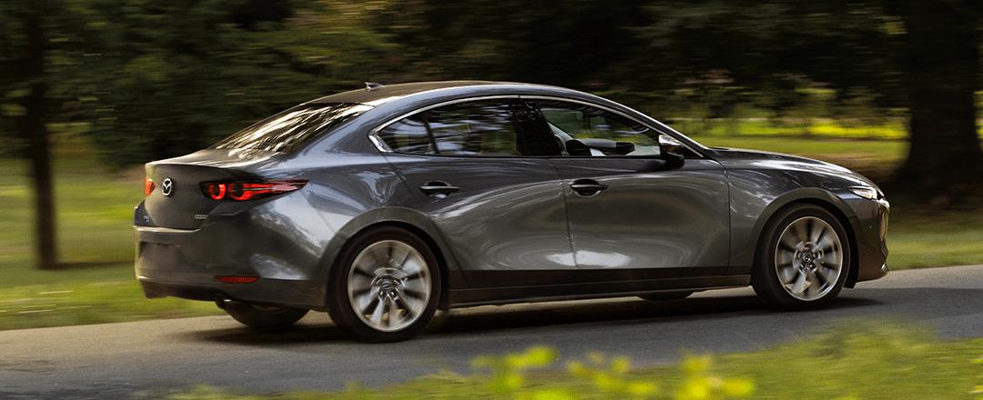 2019 Mazda3 Sedan exterior