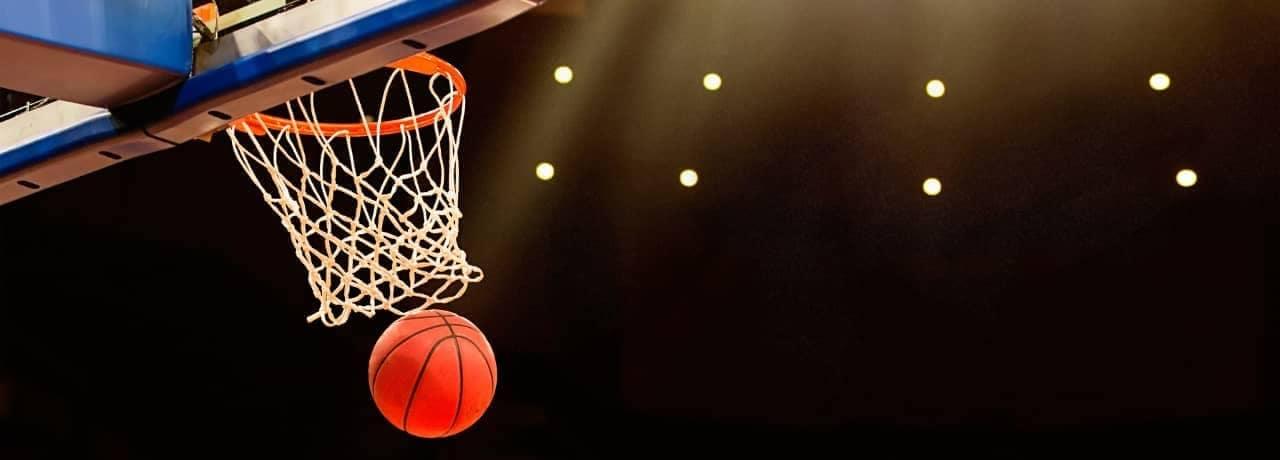professional basketball hoop