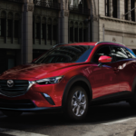 Red 2020 Mazda CX-3 Showcase