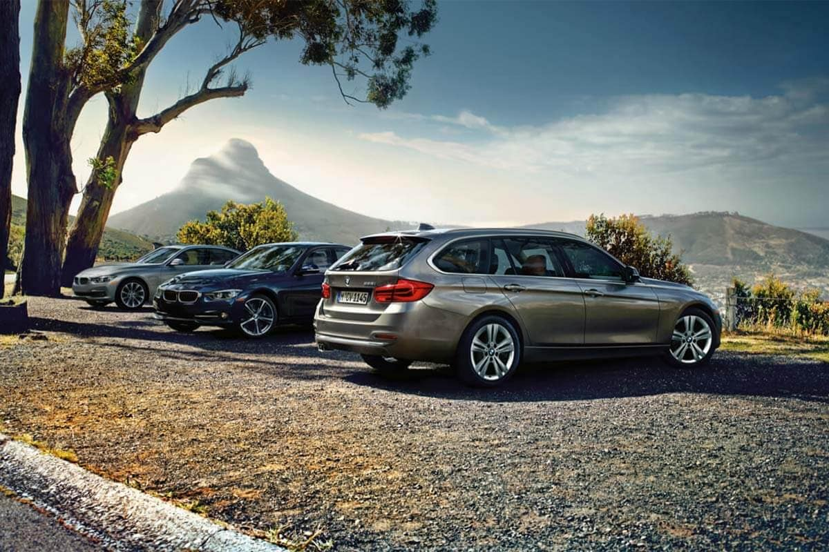 2018 BMW 3 Series Sedan and Wagon