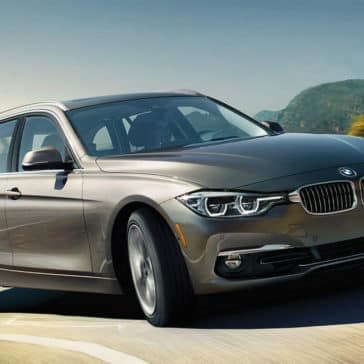 2018 BMW 3 Series sportswagon