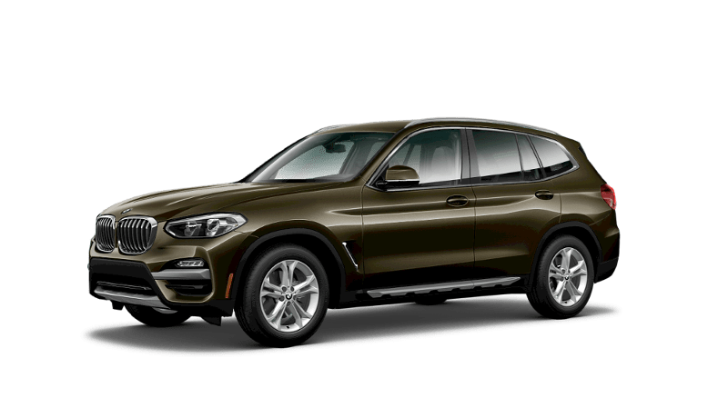2018 BMW X3 hero image