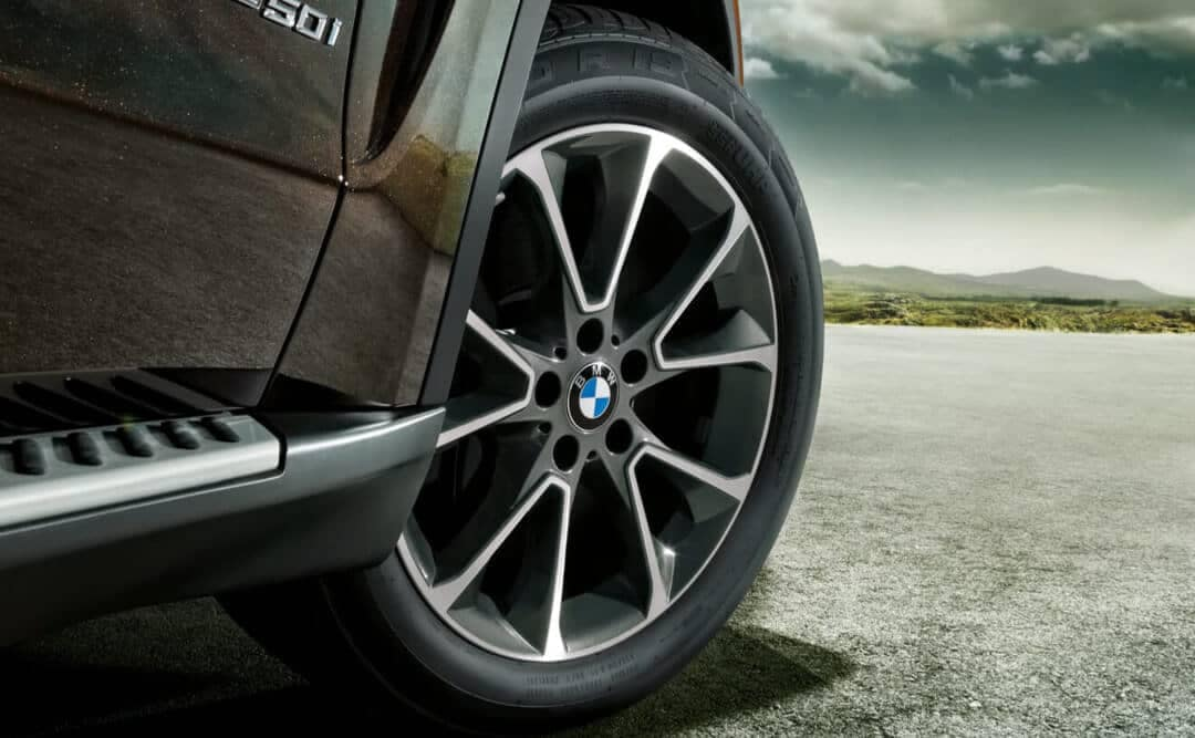 2018 BMW X5 wheels
