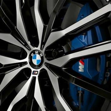 2019 BMW X5 exterior wheel