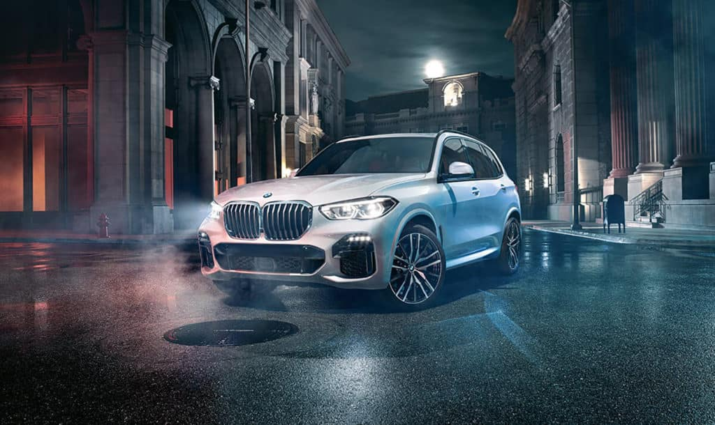 LEASE A NEW 2019 BMW X5 xDRIVE40i