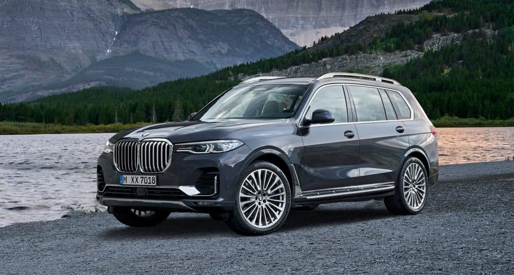 LEASE A NEW 2020 BMW X7 xDRIVE40i