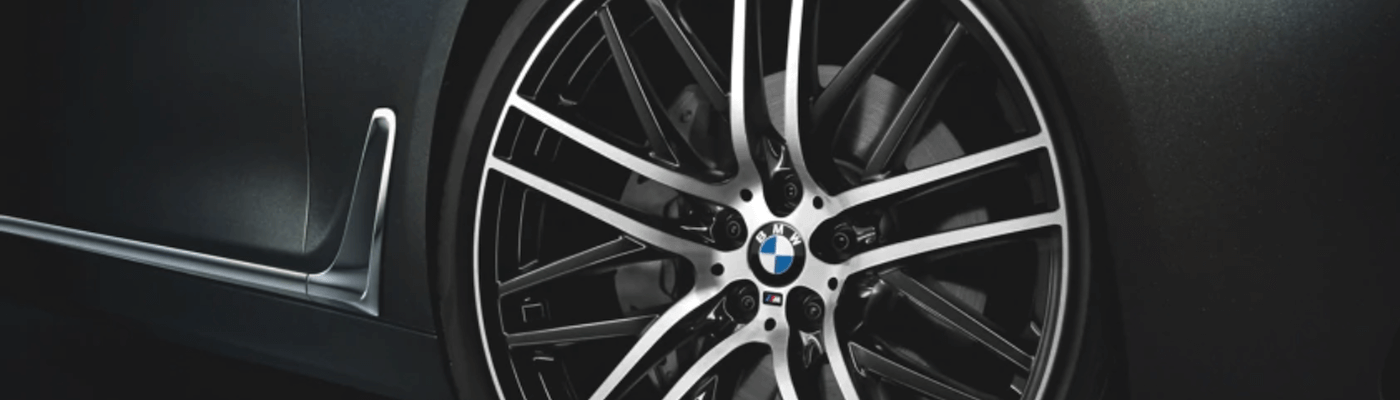 BMW custom rims