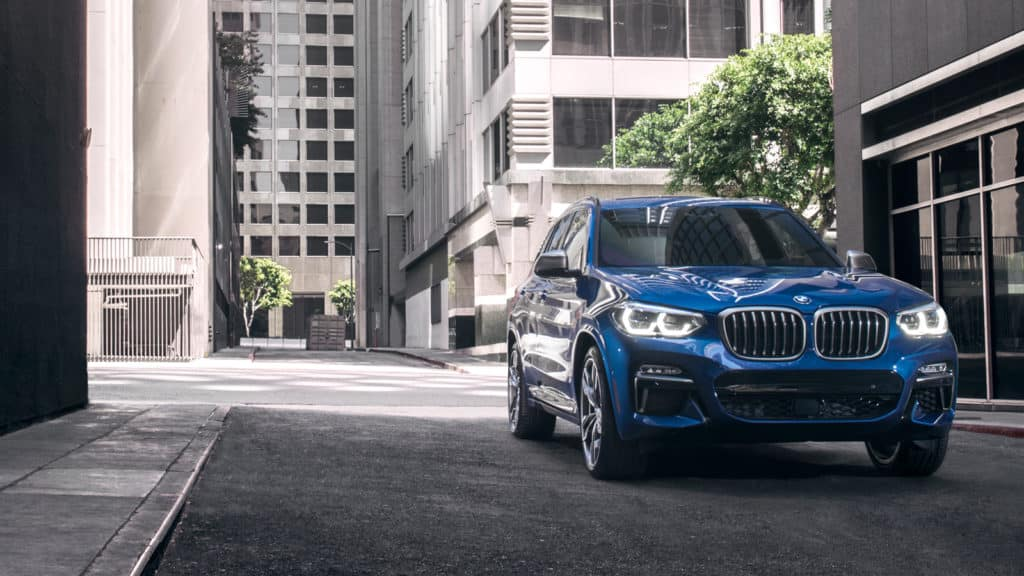 LEASE A NEW 2020 BMW X3 xDRIVE30i