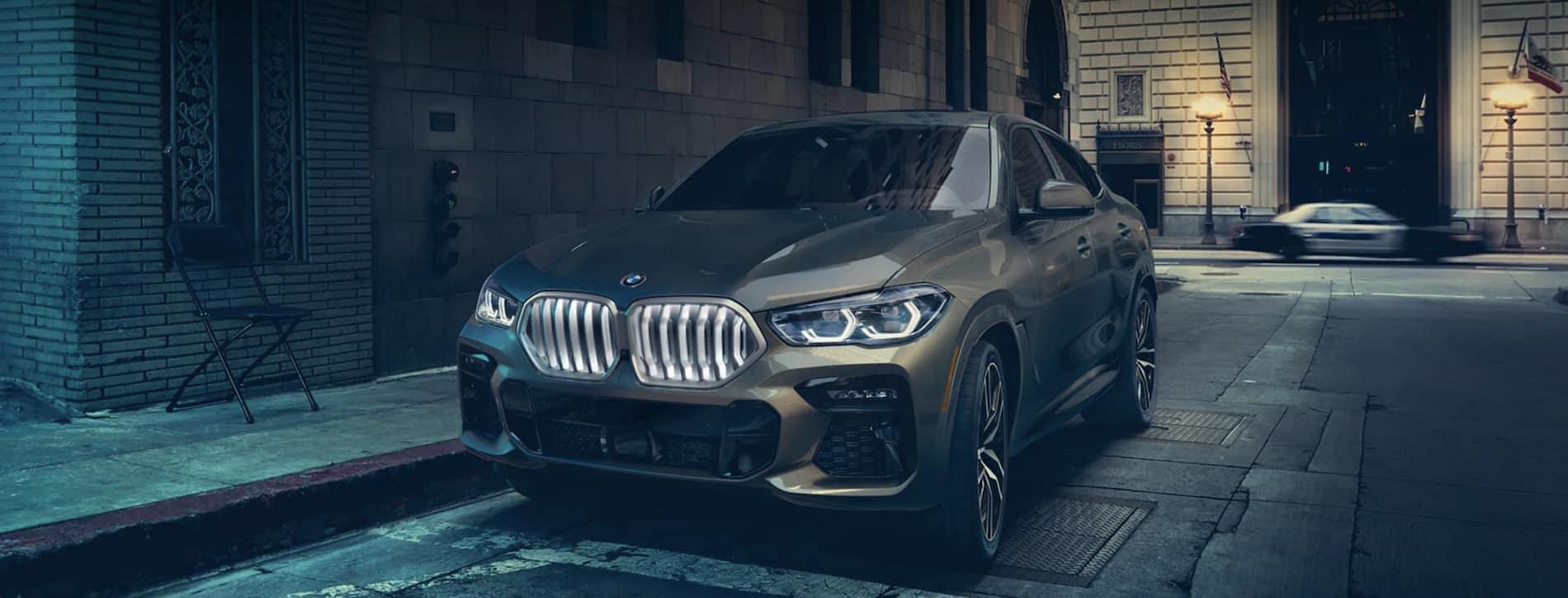 LEASE A NEW 2022 BMW X6 xDRIVE40i