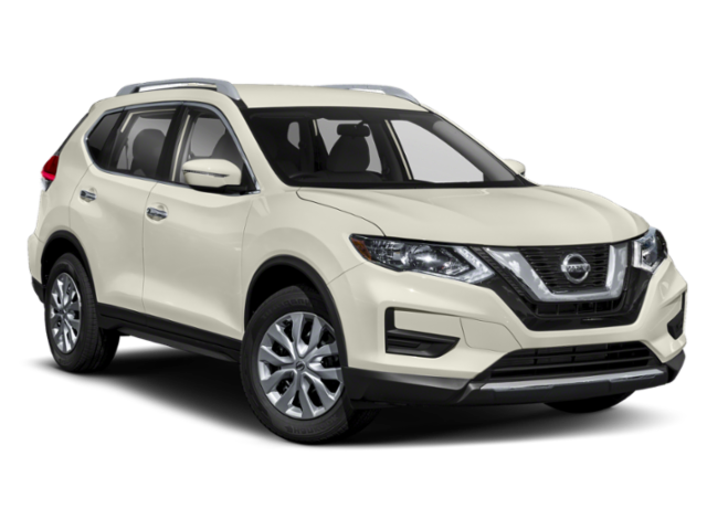 New 2019 Nissan Rogue SV With Navigation & AWD