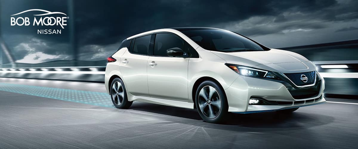 Nissan Leaf OKC