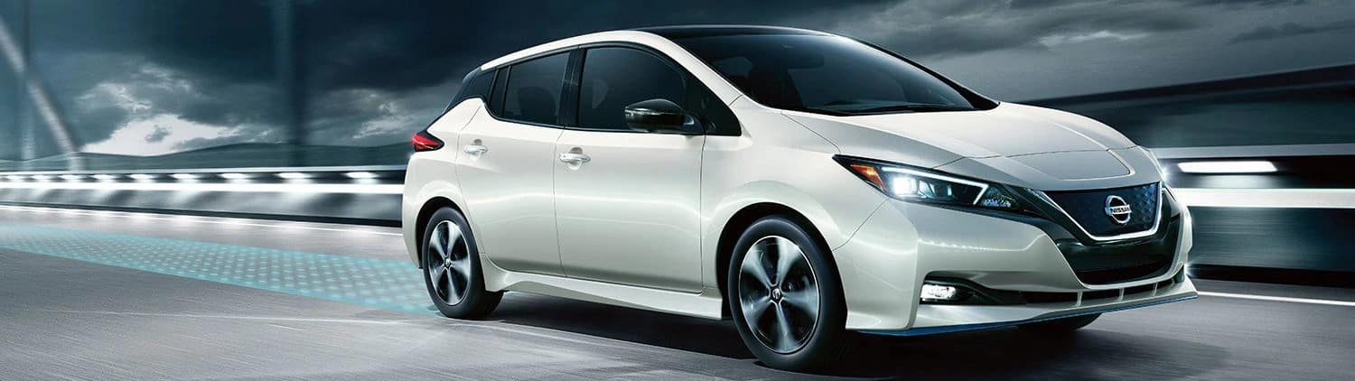 2021 Nissan LEAF in Oklahoma city