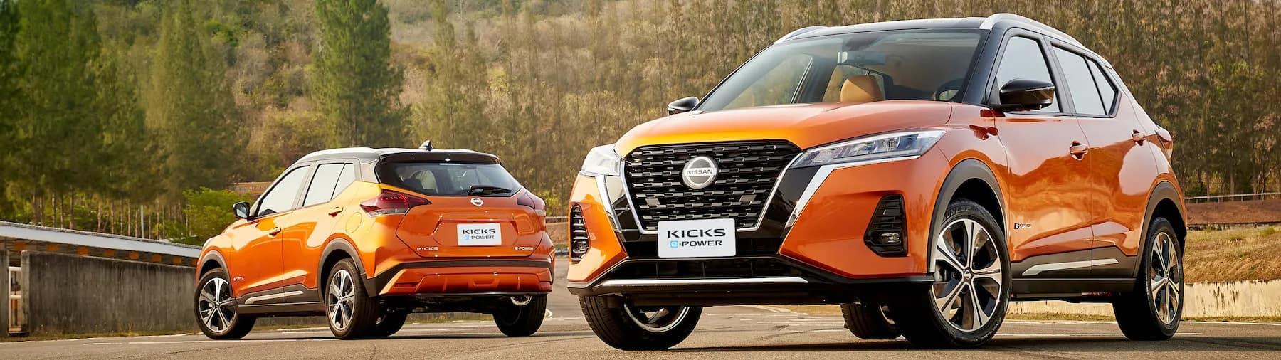 2021 Nissan Kicks in Oklahoma city