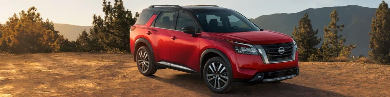 2022 Nissan Pathfinder in Oklahoma City