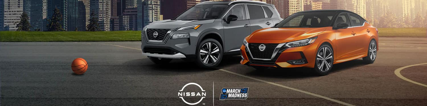 Nissan at March Madness