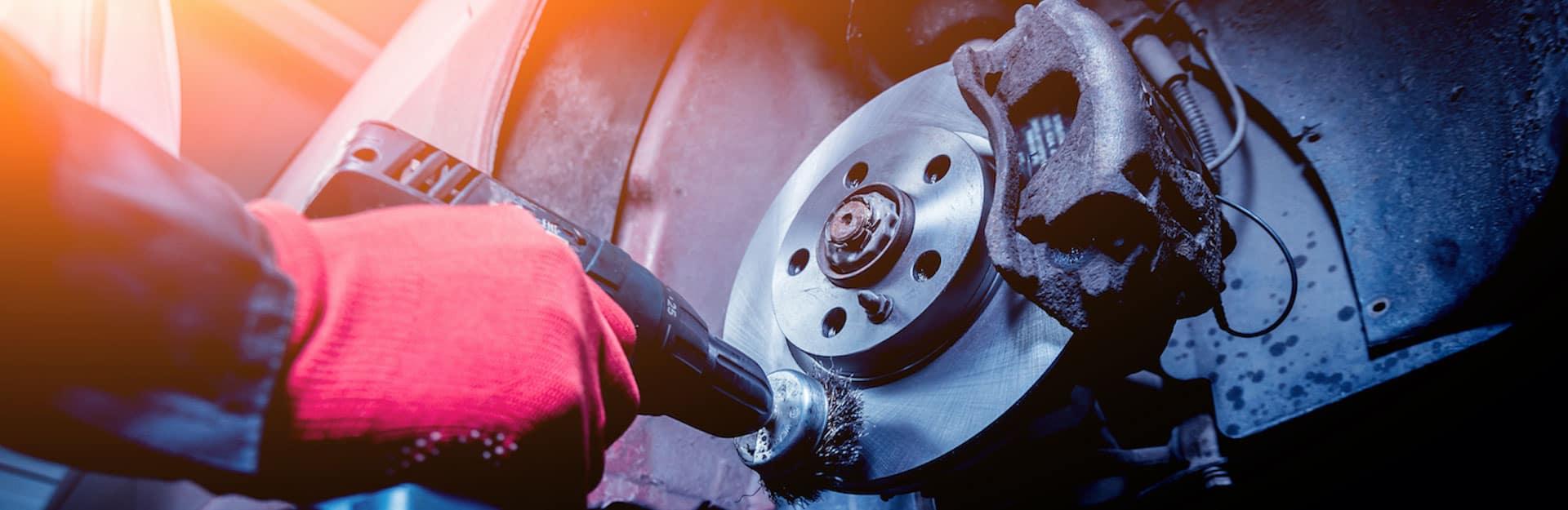 Bob Moore Nissan Brakes Service