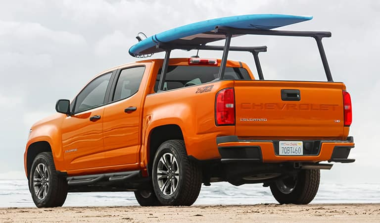New 2021 Chevrolet Colorado Cocoa FL