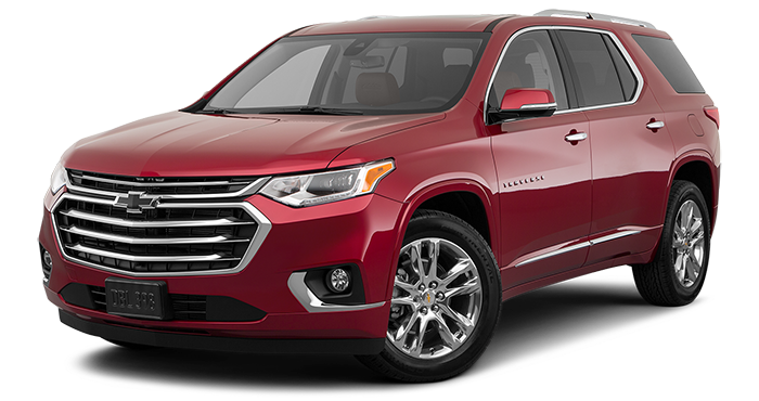 New 2020 Traverse Bob Steele Chevrolet