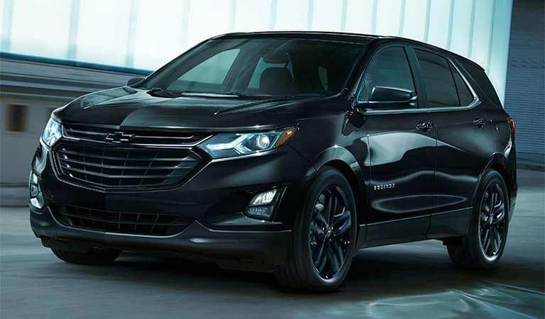 New 2021 Equinox Cocoa FL