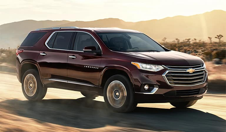 New 2021 Traverse Cocoa FL