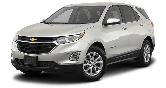 New 2021 Equinox Bob Steele Chevrolet