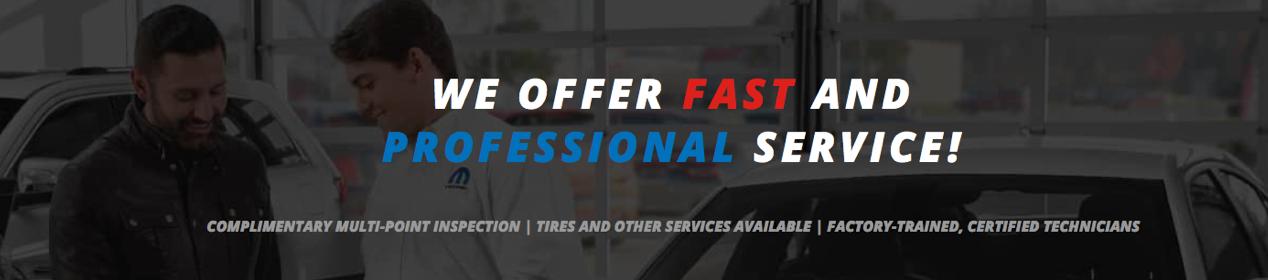 Fast Service image