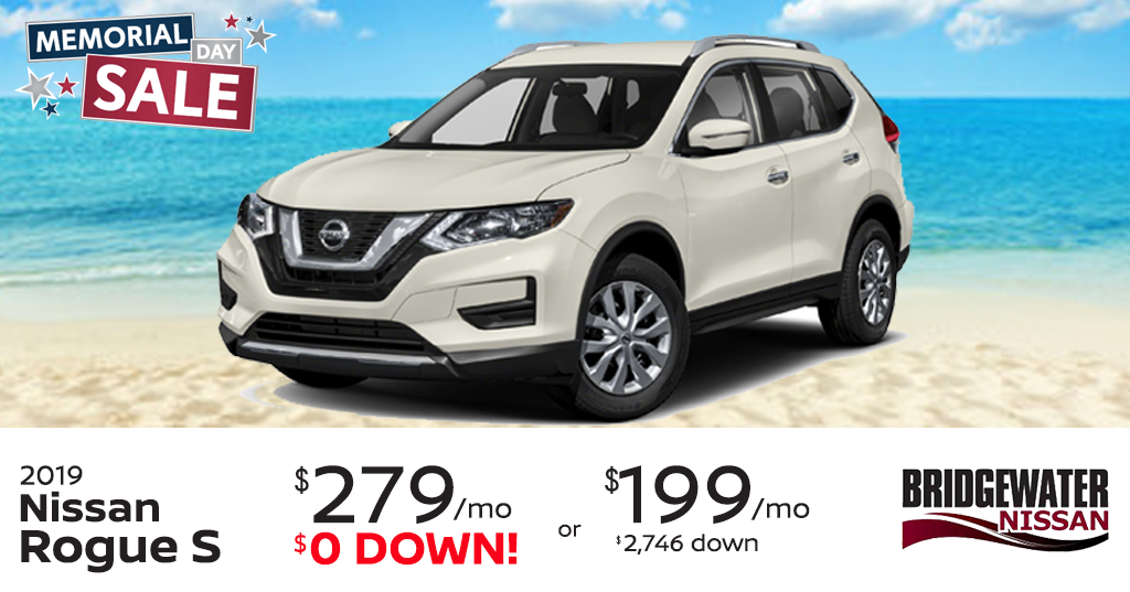 Suv Lease Specials >> Nissan Lease And Finance Specials Bridgewater Nissan