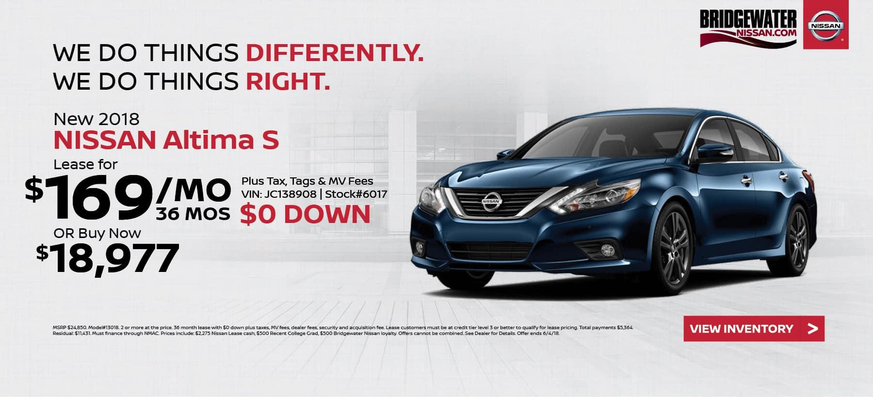 Nissan_Altima Bridgewater Nissan May Homepage Offer