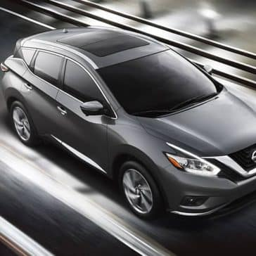 2018 Nissan Murano Exterior Gallery 1