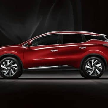 2018 Nissan Murano Exterior Gallery 2