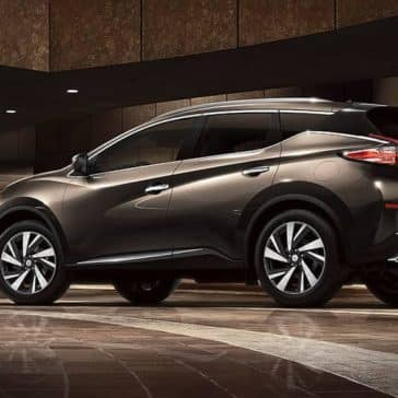 2018 Nissan Murano Exterior Gallery 3