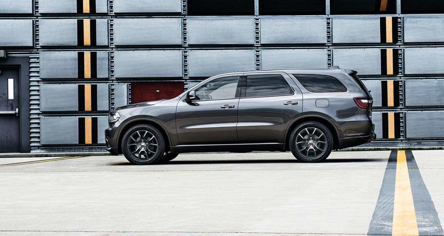 2018 Dodge Durango side view