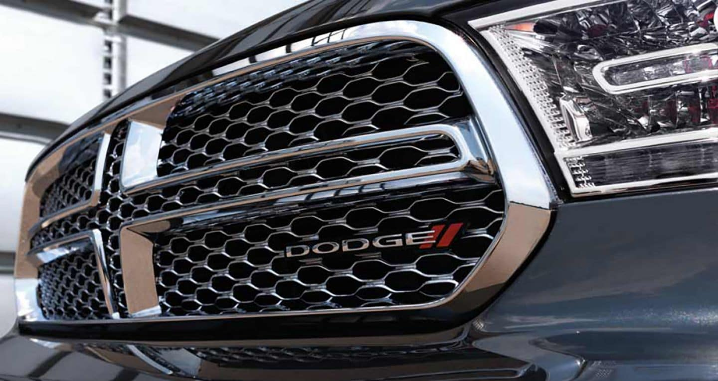 2018 Dodge Durango exterior up close