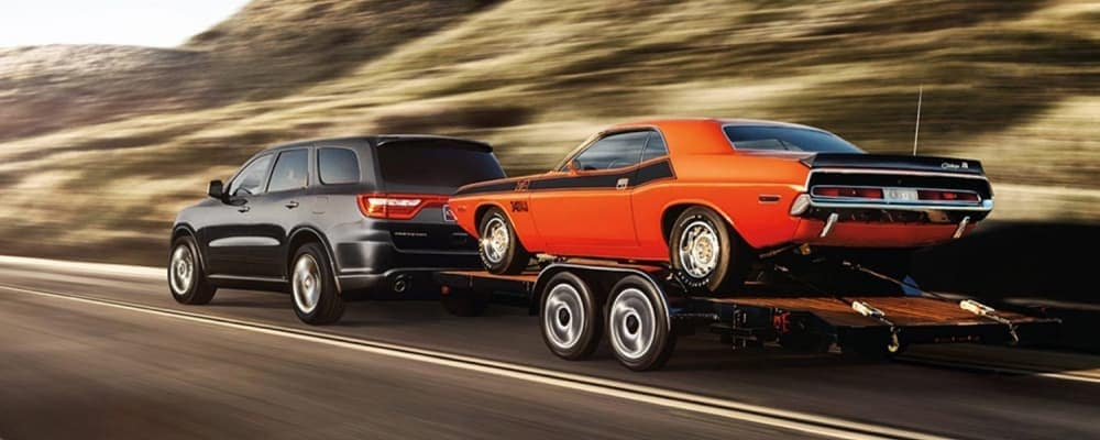 2018 Dodge Durango towing capabilities