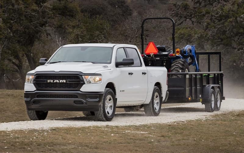 2019 RAM 1500 Towing Capabilities