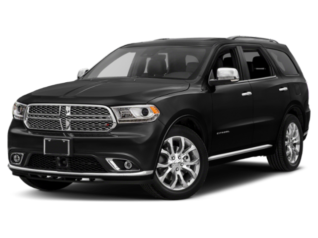 2019 Dodge Durango in Black