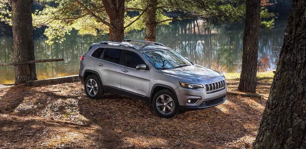 2019 Jeep Cherokee Limited Exterior