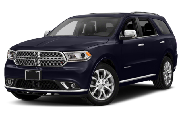 2019 Dodge Durango in blue