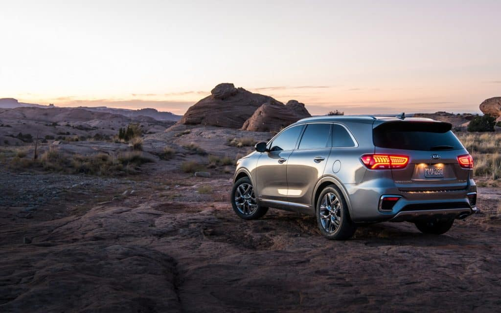 Test drive the 2020 Kia Sorento serving High Point NC