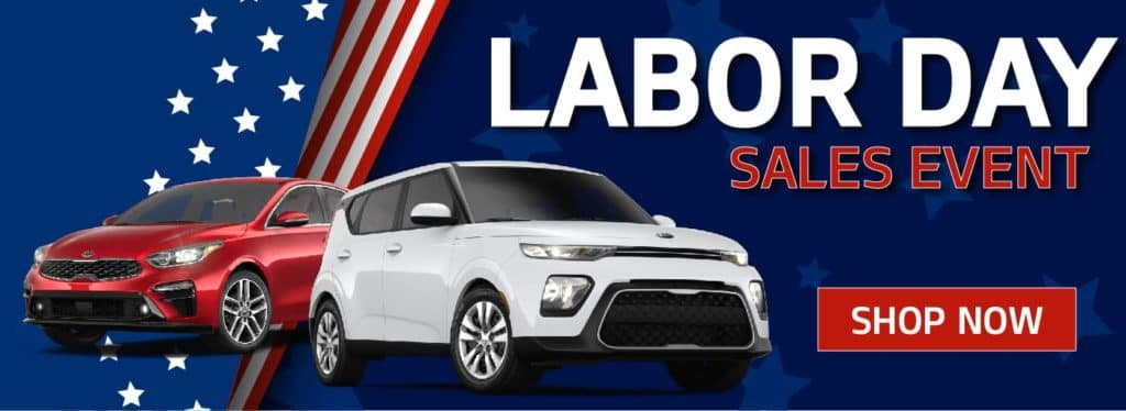 Kia Labor Day Sale near High Point NC