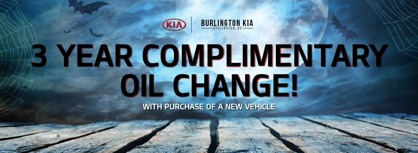 oct oil change